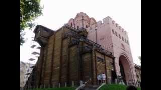 видео Золоті ворота в Києві
