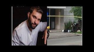 Facebook: celebridades mexicanas dijeron esto sobre el asesinato del cantante venezolano Fabio Me...