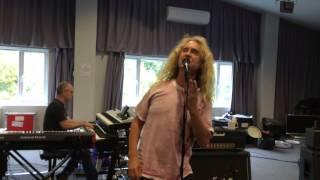 STEVE HACKETT – Rehearsal Clip #4