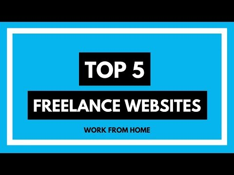 Top 5 Freelance Websites for Working from home | Online Jobs | Tech Primers