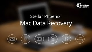Stellar Phoenix Mac Data Recovery Official Video