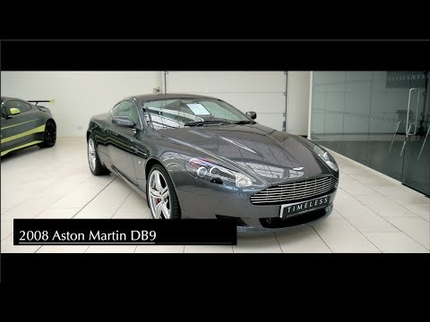 Aston Martin DB V YouTube - Aston martin db8 price