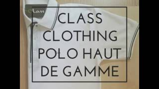 Polo class clothing