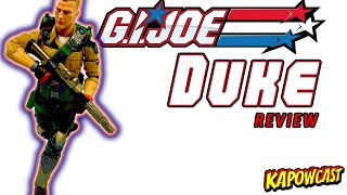 G.I. JOE CLASSIFIED DUKE REVIEW