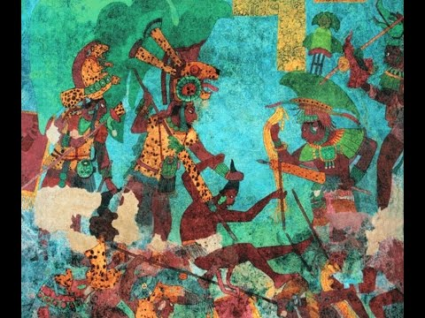 Maya and Aztec connection to Israel and North America, Pt 2