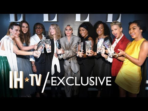 Lady Gaga, Debby Ryan, Sarah Paulson & More! | ELLE Women in Hollywood Celebration Interviews Mp3