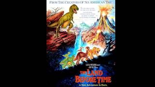Matt's playtime Cereal Party at Alamo Drafthouse.  The land before time