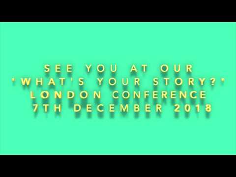TRACEY GROVES   - What's Your Story? 8th December 2017
