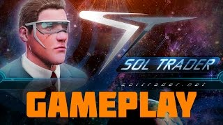 Sol Trader - Trade, Mine and Explore in Space