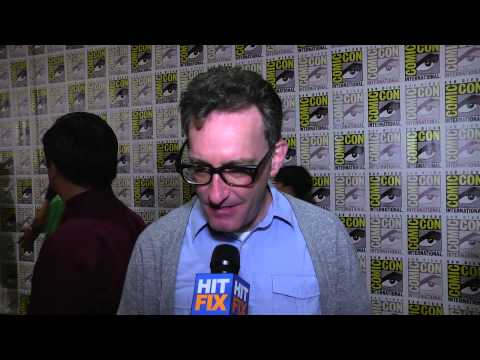 Tom Kenny on 'SpongeBob Movie' and doing the SpongeBob voice on the street