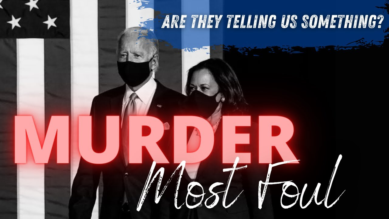 MURDER MOST FOUL - It's All in the Script
