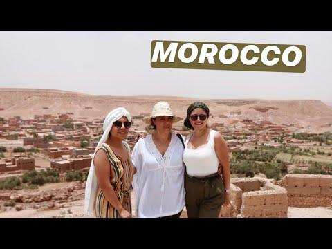 Morocco Trip (Marrakesh & Zagora Desert) | Daysi Gomez