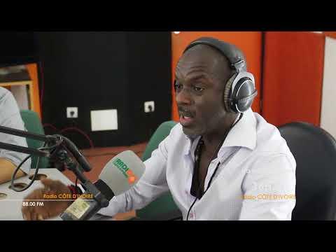 Radio CÔTE D'IVOIRE | Yves de mbela nous pourquoi il a quitté le Cameroun pour la Côte d'ivoire
