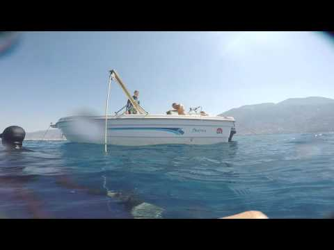 nico CWT kalamata - freediving club greece