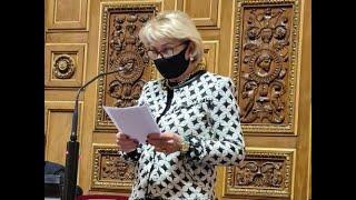 Intervention Sénat Création Conseil Sécurité  Parisien 2