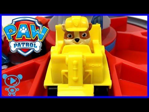 Paw Patrol Spielzeug Unboxing - Paw Patrol Lookout Spielset - Paw Patrol Spielzeug für Kinder