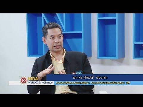 การจัดการสิ่งแวดล้อมกับโมเดลประเทศไทย 4.0