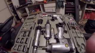 Craigslist Victory! Air Compressor And Tools