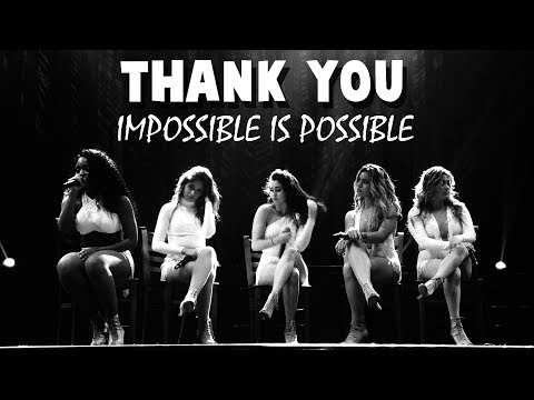 Fifth Harmony - Thank You (Impossible)
