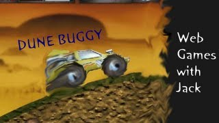Web Games with Jack - Dune Buggy