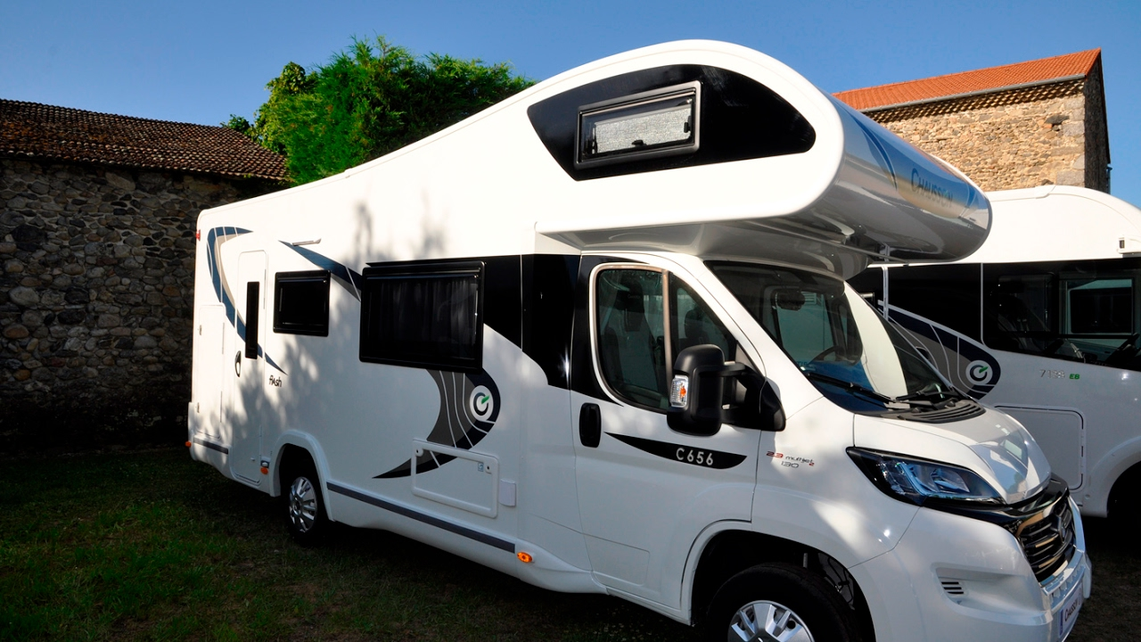 Chausson Alkoven Wohnmobile 10