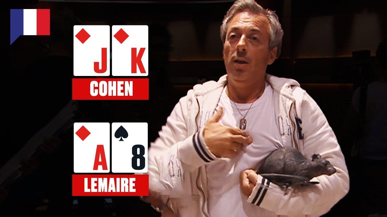 LE GÉNIAL LULU RATMAN  ♠️ Les Meilleurs Clips de Poker ♠️ PokerStars en Français
