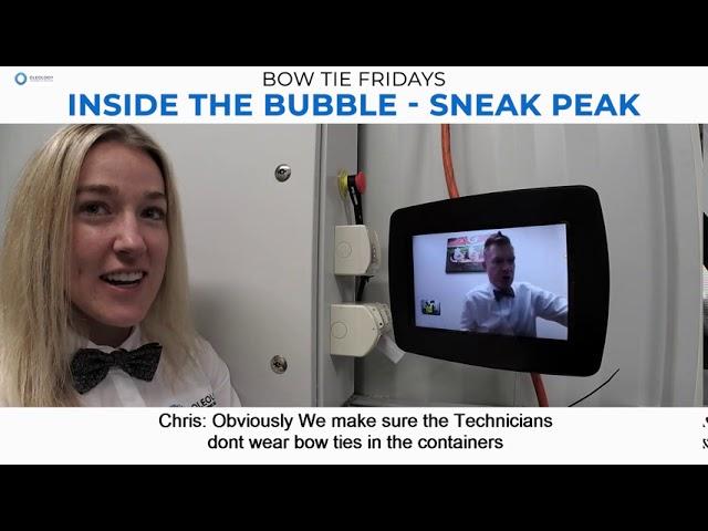BOW TIE FRIDAY E21 - Inside the Bubble - Sneak Peak