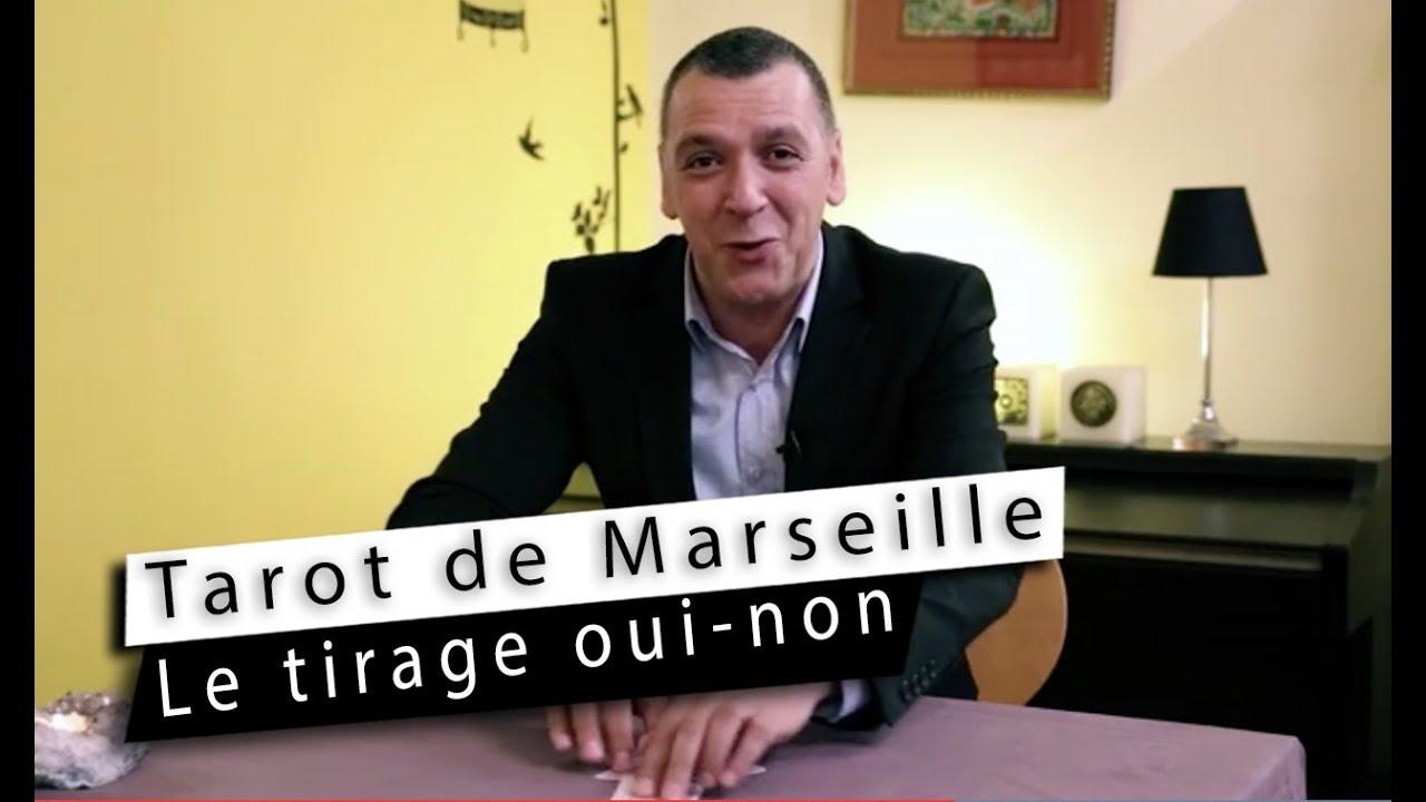 Tuto Tarot De Marseille Le Tirage Oui Non Youtube