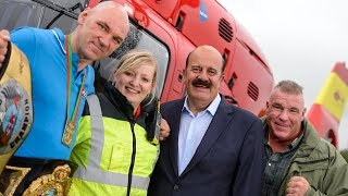 Midlands Air Ambulance Charity Air25 Open Day 2016