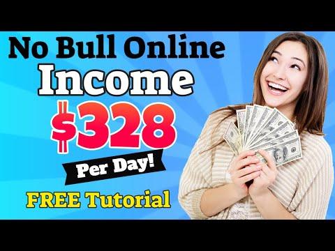 Easiest Way To Make Money Online For Broke Beginners