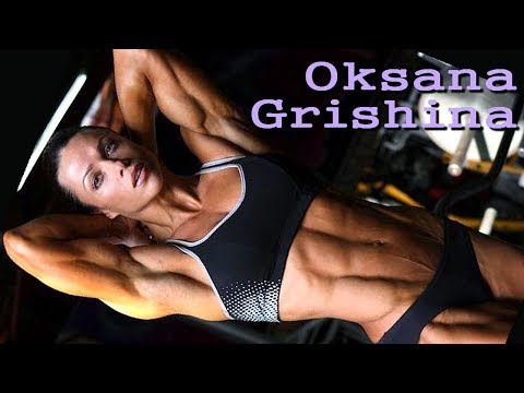 """Oksana Grishina a life for a dream 