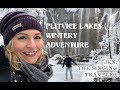 Plitvice Lakes: Wintery Adventure in Ice and Snow