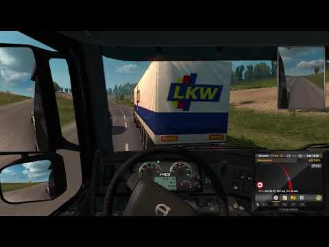 Euro Truck Simulator 2 part 1.1  