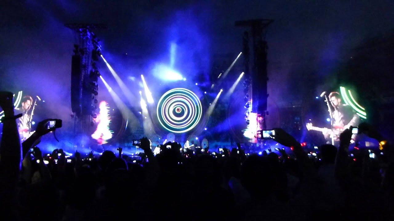 Download Coldplay Intro - Mylo Xyloto - Hurts Like Heaven Live Torino [Full HD 1080p]