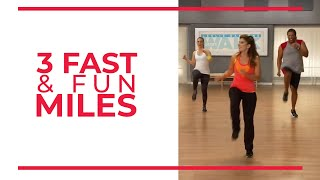 3 fast fun miles mile 3 walk at home workout