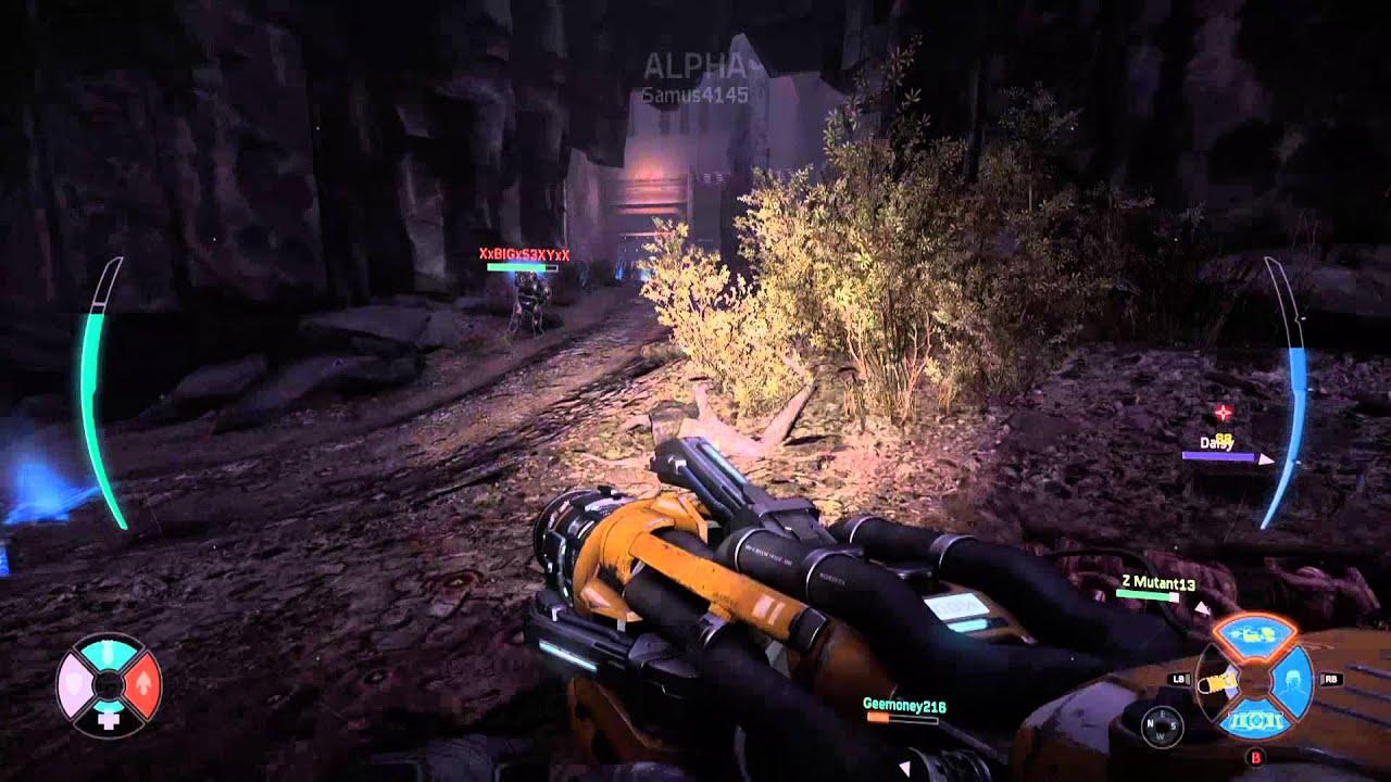 Evolve (Alpha) Part 01
