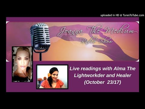 Alma and Joanna Live Readings