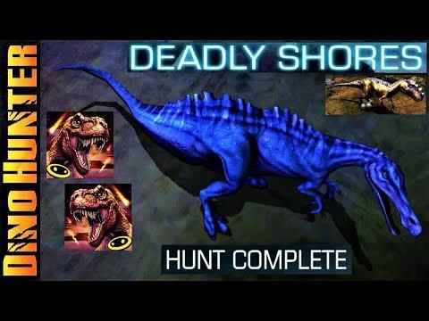 Dino Hunter Deadly Shores [Region 6] [Assault Rifle Series]