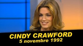 Cindy Crawford est dans Coucou c'est nous - Emission complète