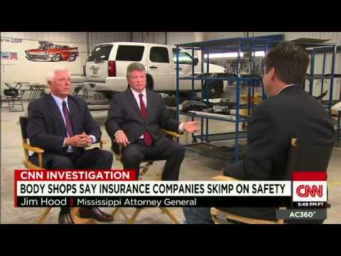 United States Body Shop Litigation (CNN Report)