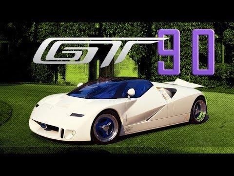 Ford GT90 - The Wildest Concept Cars