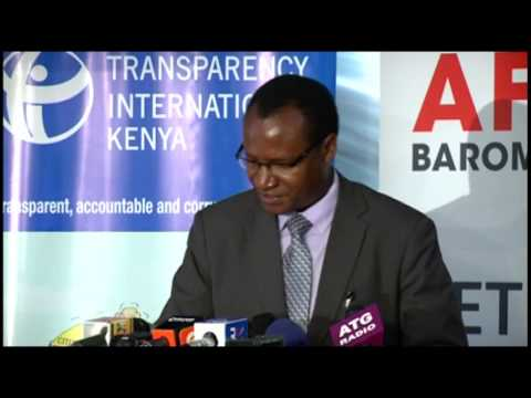 Corruption on the rise: report: Police, MPs most corrupt