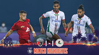 Highlights - NorthEast United FC 1-1 ATK Mohun Bagan - Semi-Final 2 (1st Leg) | Hero ISL 2020-21