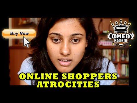 Online Shoppers Atrocities. LOL!.