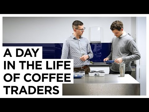 A Day In The Life of Coffee Traders | European Coffee Trip x DRWakefield