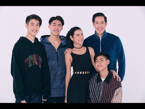 Wattanasin Family And Friends 2018 ( Jaonaay, JaoKhun , Jaosmut 2018)