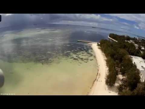 WLToys V262 - Chalan Kanoa , Saipan - aerial view