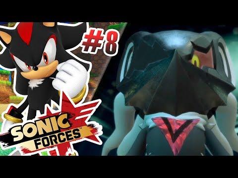 LA HISTORIA DE SHADOW en #SonicForces | (Switch) Sonic Forces | Ep. 8 con --ALEX--