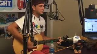 Kerry thibodaux - saturday in the southoriginal song live on swamp pop & french morning show with bobby richard, august 6, 2016