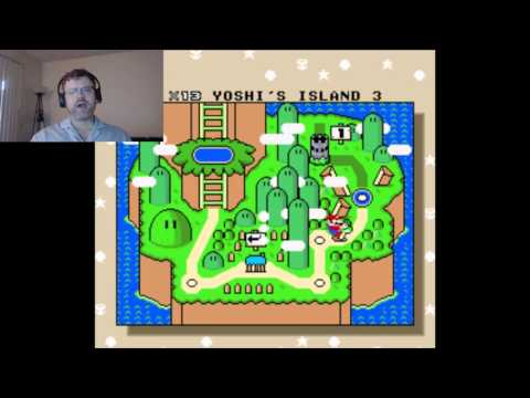 Breakfast in Super Mario World 01